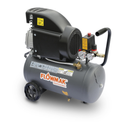 COMPRESOR FLOWMAK FL-50L-2HP 8BAR 220V