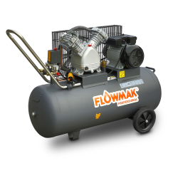 COMPRESOR FLOWMAK VD65-100L-3HP 8BAR 220V