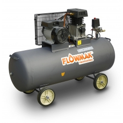 COMPRESOR FLOWMAK ZA65-150L-3HP 8BAR 220V