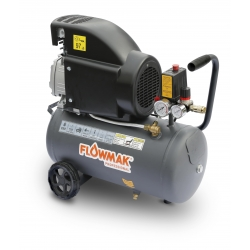 COMPRESOR FLOWMAK FL-24L-1,5HP 8BAR 220V