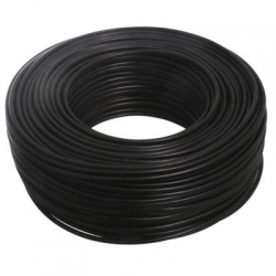 CABLE SOLAR KLN 1 x 4MM NEGRO